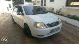 Toyota NZE Accident free
