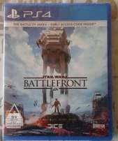 PS4 Star Wars Battleftont The Battle of Jakku