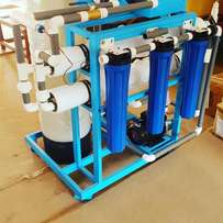 Borehole Drilling and Reverse Osmosis Water treatment Plant