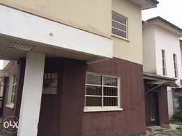 Semi detached 4bedroom duplex to let in Ogidan, Sangotedo, Ater LBS