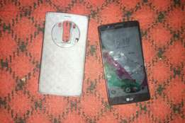 Clean lgg4 with quick circle case for sale