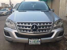 Mecedez benz ML350 silver, 2009 model