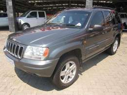 Jeep Grand Cherokee 4L ltd