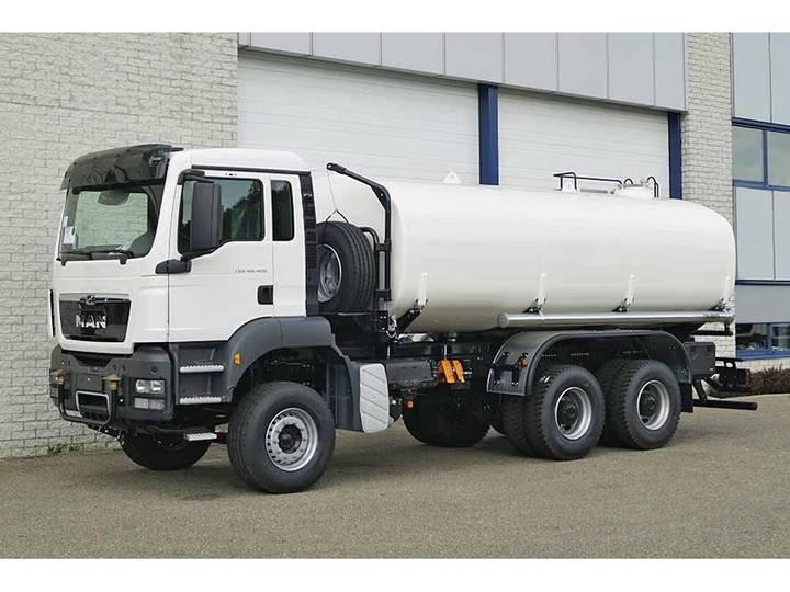 MAN TGS 40.400 BB-WW 6X4 WATERSPRAY TANK TRUCK (2 units)