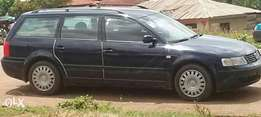 reliable and sound volkswagen passat car with A.C. for sale