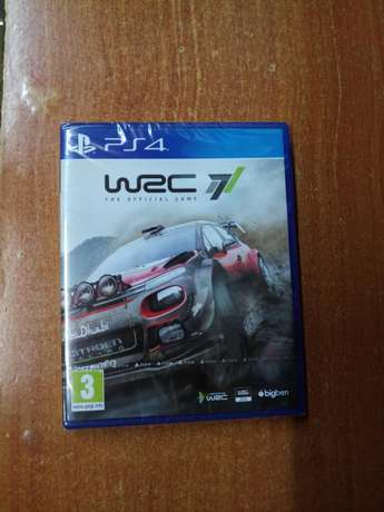 Wrc 7 for Playstation 4 Nairobi CBD - image 1