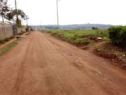 50*100ft plots in Gayaza Cannan sites Manyangwa