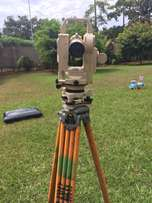 land Surveyor's theodolite