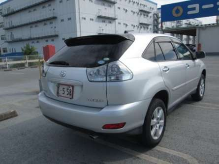 Foreign Used Toyota Harrier 4WD, Silver Asking Price 3,200,000/= Highridge - image 2