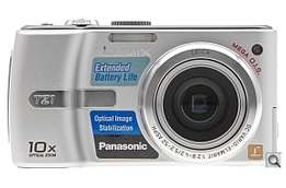 Digital Camera: Panasonic_LUMIX (USED)