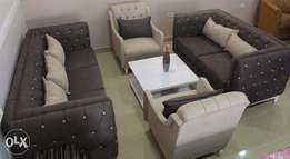 Fabric Sofa (7 seaters)