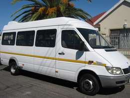 Mercedes Benz Sprinter 416