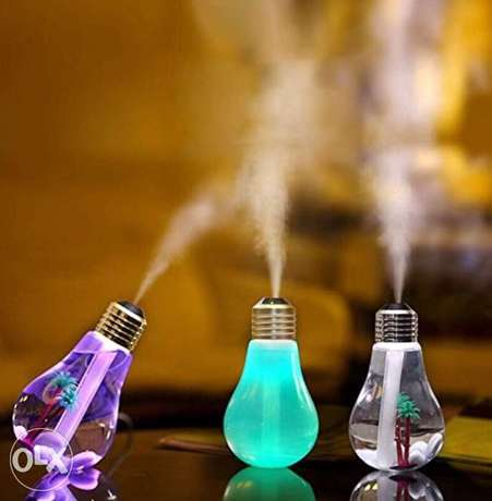 Bulb humidifier special offer