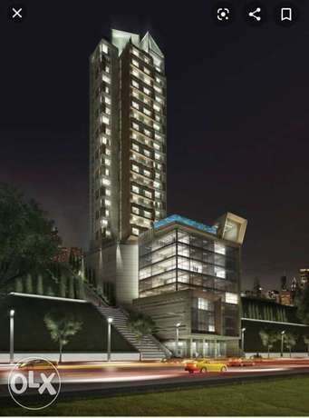 New apartment in flawless tower 88m2 50000$ by year banker check ac