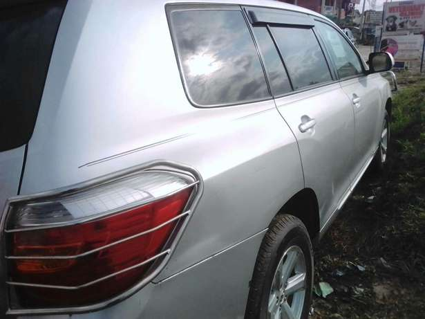 Toyota Highlander Warri South - image 4
