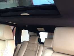 Neatly used 2008 upgraded to 2012 Range Rover Sport
