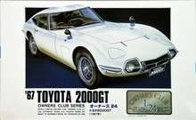 1/24 Scale '67 Toyota 2000 GT