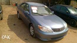 Very Clean Tokunbo 04 Toyota Camry Big Daddy