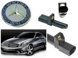 MERCEDES BENZ camshaft sensors on special call us now