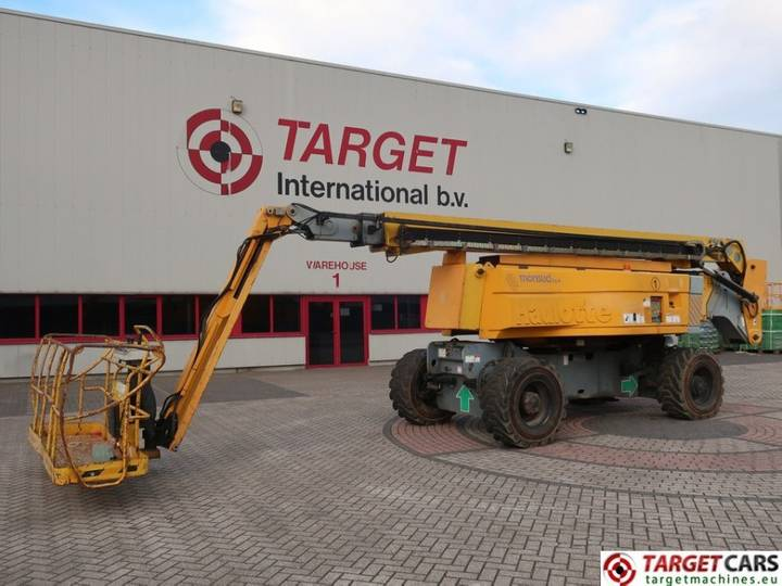 Haulotte HA41PX Diesel Articulated 4x4x4 Boom Lift 4100cm - 2007