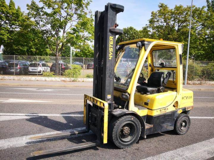 Hyster H3.0ft - 2007