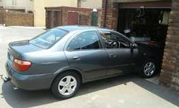 2005 Nissan Almera 1.6i in very good clean condition