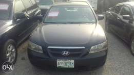buy a clean black Hyundai sonata 2009 car. buy & drive