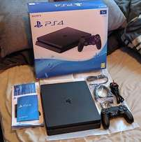 Sony PlayStation 4 Slim 1TB PS4 - Jet Black for R3500 with game