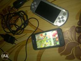i want to trade my psp with any anroid phone
