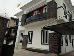 5 bedroom fully detached duplex with a room bq for sale at osapa