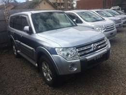 Mitsubishi Pajero Exceed Diesel Just Arrived KCL Fully loaded