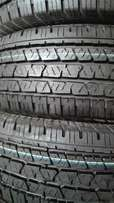 New Continental Cross Contact 255/70/R16 Tyres only, for R4800