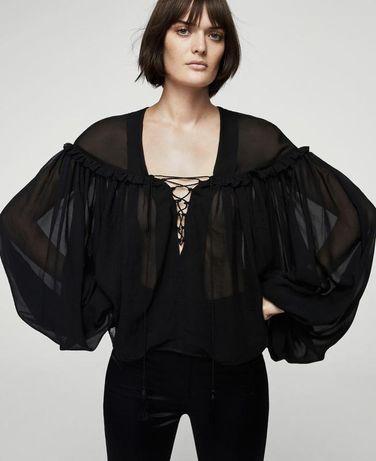 819f0b7f1f8 Блузка с пышными рукавами  800 грн. - Женская одежда Николаев на Olx