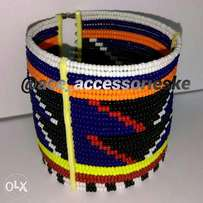 ladies' maasai bead bracelet