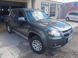 2009 Mazda BT-50 double cab bakkie negotiable