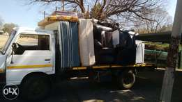 3tonne truck for hire