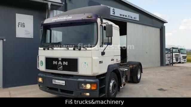 MAN 19.403 FLS 4X2 tractor unit - 2019