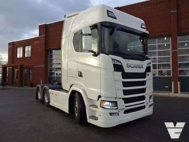 "Scania S580 A6x2nb ""next Generation\""new - 2018"
