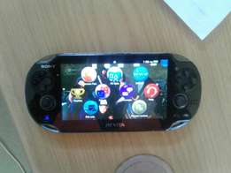 Clean station ViTa cheaped with some psp games.Swap and top welcome.