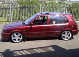 R16999 Toyota Tazz for sale