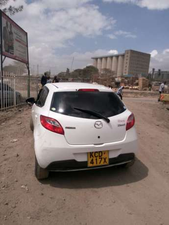 Mazda demio on sale. Well maintained car. Donholm - image 2