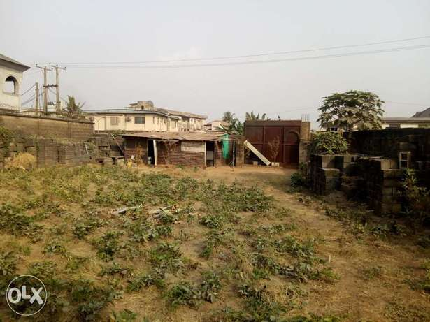 A Perfect full plot of land at Dasilver New Oko Oba Agege Lagos Agege - image 1