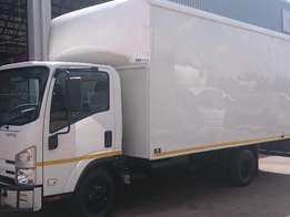 Day and Night Express logistics, short and long distance movers