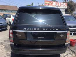 Range Rover Super-Charged 2014