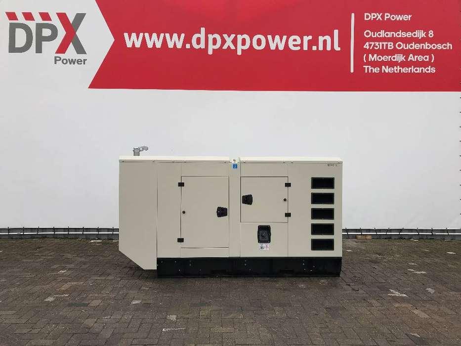 Deutz-fahr WP4D66E200 - 82 kVA Generator - DPX-19503 - 2019