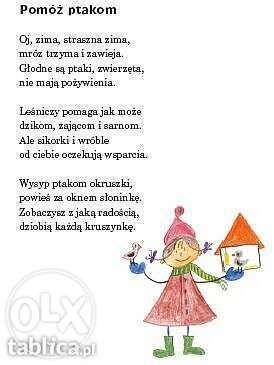 Wierszyki Szkolne Dla Dzieci Idących Do Szkoły Warszawa