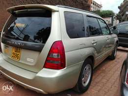 Subaru forester UBA modal 2003 on sale