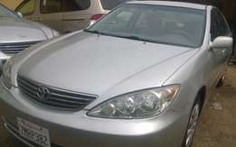 Tokumbo Toyota Camry'05 for sale in surulere