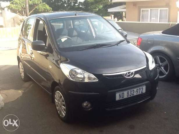 R 79900 for this automatic hyundia i10 with 90000kms Merebank - image 1