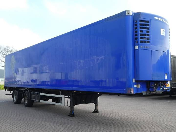 Lamberet THERMOKING SL200E bodden chassis - 2003
